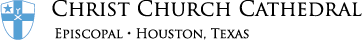 Christ Church Cathedral | Houston Footer Logo
